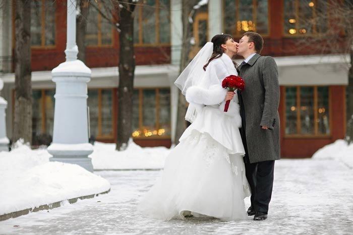 Незабываемая свадьба в январе 2018 года. Свадебные приметы на свадьбу